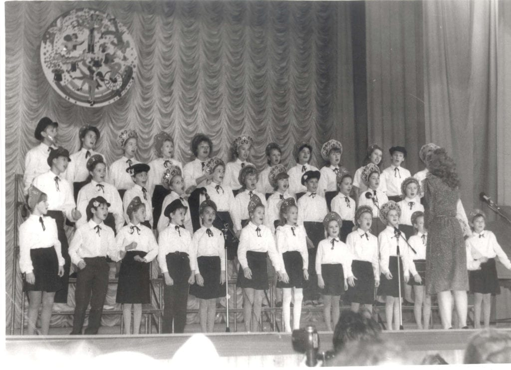 Choir-Rosinka